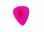 DROWNED WORLD TOUR -  PINK GUITAR PICK